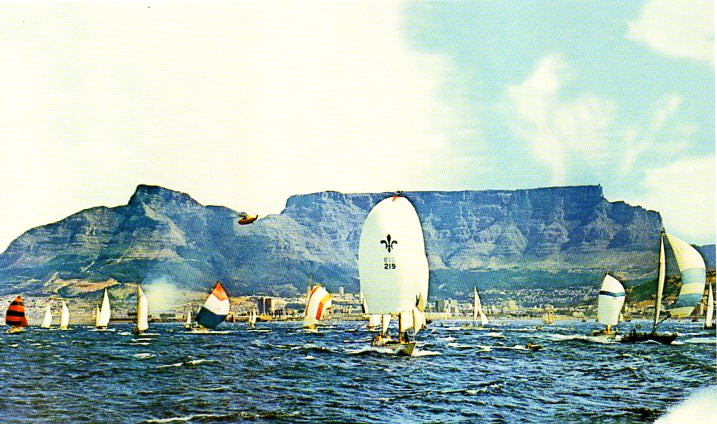 Active Cape to Rio 1971